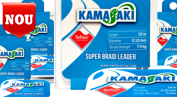 KAMASAKI SUPER BRAID LEADER