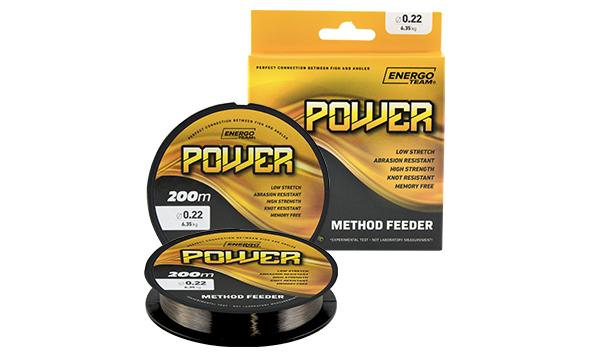 FIR ET POWER METHOD FEEDER