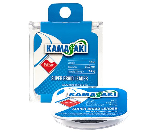 KAMASAKI SUPER BRAID LEADER