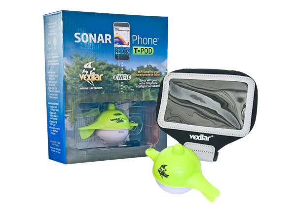 Vexilar SonarPhone SP-100 T-Pod